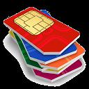 SIM-карты и контакты Передача