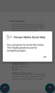 Zimsec Maths Revision - náhled