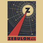 Logo of Zebulon Funky Saison With Apricots