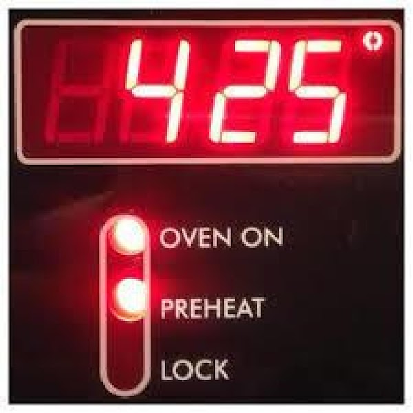 Preheat your oven to 425 degrees.
