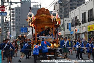 Photo: 【平成19年(2007) 宵宮】 四ツ谷の山車。