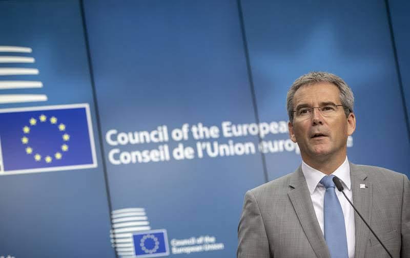 Hartwig Löger - Copyright: European Union