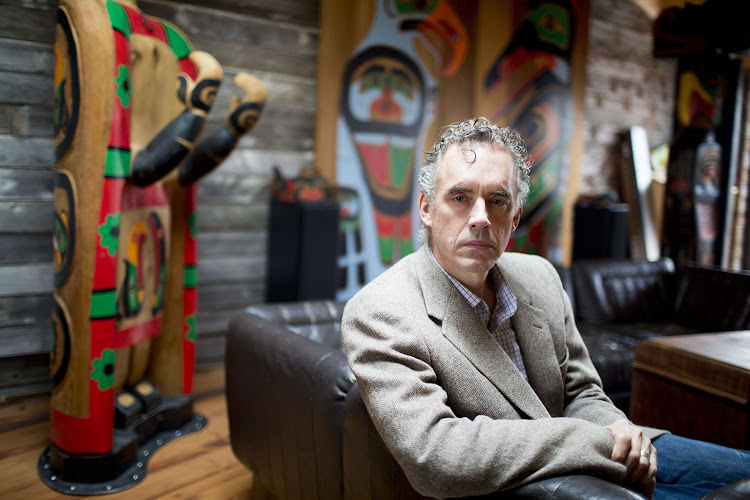 Jordan Peterson, author of '12 Rules For Life: An Antidote to Chaos'