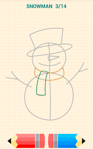 How to Draw Christmas 5.0 Screenshots 15