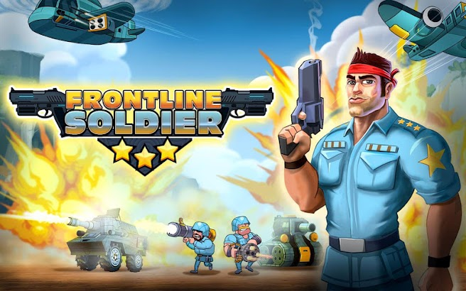 Frontline Soldier - Metal Commander War screenshot