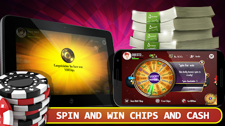 Teen Patti Gold - Indian Poker 2.0 screenshot 349204
