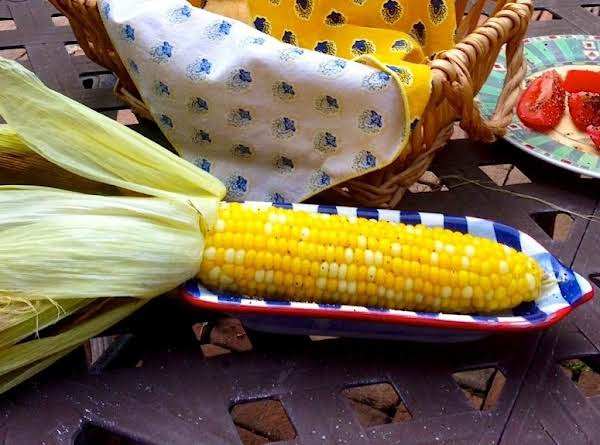 Oven Roasted Corn On The Cob Recipe