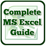 Learn MS Excel Complete Guide (OFFLINE) Icon
