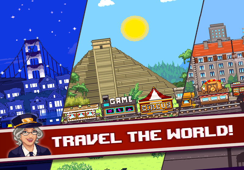 Tiny Rails Screenshot 0