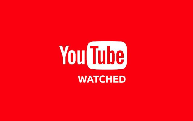 YouTube ANGESEHEN. Klassische Ansicht