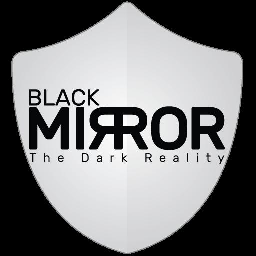 Redmorph Black Mirror Demo icon