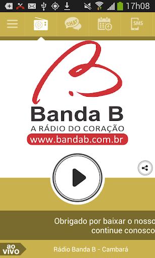Rádio Banda B - Cambará