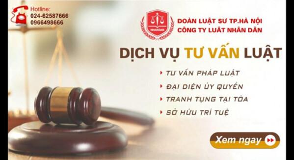 Tại sao nên chọn dịch vụ luật sư tại công ty Luật Nhân Dân? - Ảnh 2
