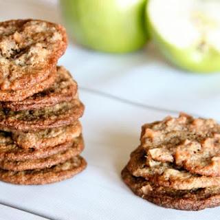 Apple Pie Ginger Cookies