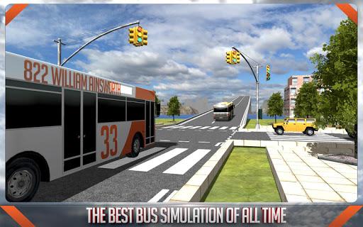 玩模擬App|城市公交模擬器2015免費|APP試玩