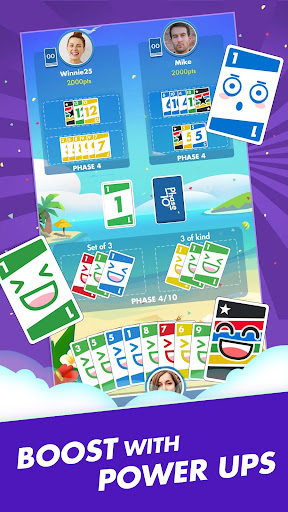 Phase 10: World Tour screenshot 13