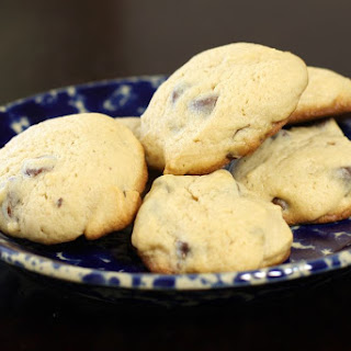 Cream Cheese Chocolate Chip Cookies.