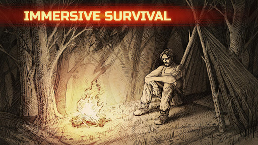 Day R Survival u2013 Apocalypse, Lone Survivor and RPG apktram screenshots 1