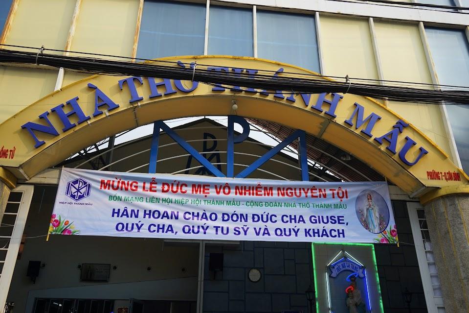Hiệp Hội Thánh Mẫu Việt Nam : Mừng kính Đức Mẹ Vô Nhiễm Nguyên tội