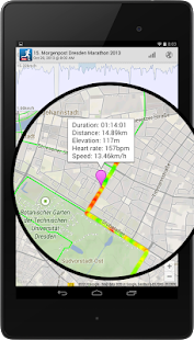 Viewer for Garmin Connect- screenshot thumbnail