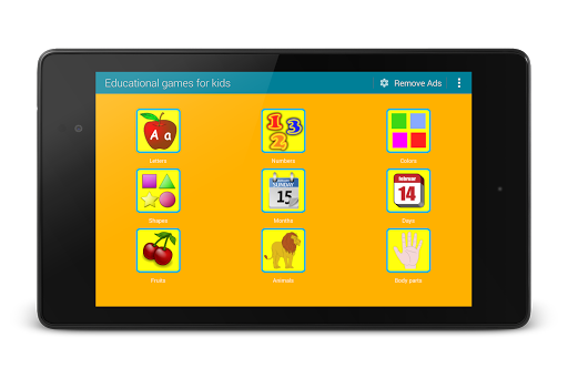 Educational Games for Kids 1.24 screenshots 8