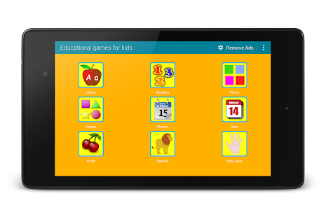 Educational Games for Kids- screenshot thumbnail