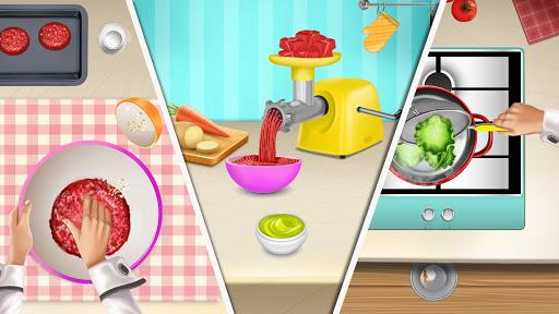 El frenesu00ed de la cocina de mamu00e1: comida callejera  trampa 1