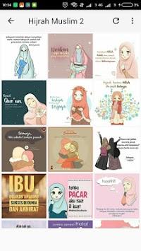 Download Kartun Muslimah Dp Kata Kata Hijrah By Dzeeb Apk