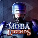 MOBA Legends: RoboCop Live! icon