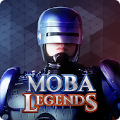 MOBA Legends: RoboCop Live!