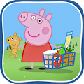Game Peppa in the Supermarket apk for kindle fire