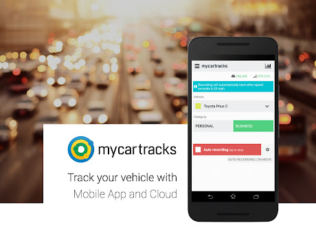 MyCarTracks