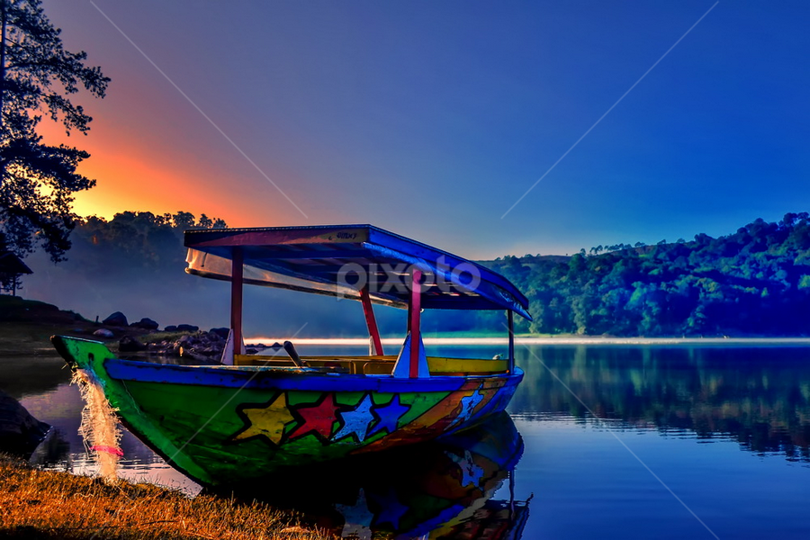 5 Stars..... by Andy Bagus - Transportation Boats