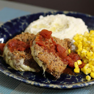 Green Chile Meatloaf.