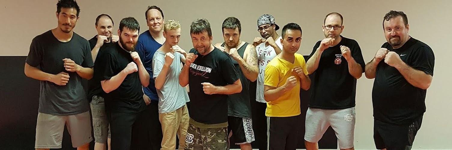 Boxer Rebellion Kali Abtik Annual Melbourne Seminar
