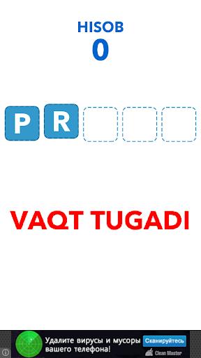 Uzbek o'yini   TezTop 1.1 screenshots 5
