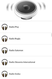 Slovenia Radio - náhled