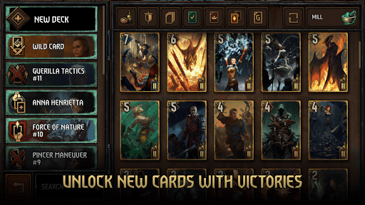 GWENT: The Witcher Card Game Varies with device screenshots 5