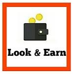 Look & Earn Icon