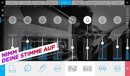 Music Maker JAM Screenshot