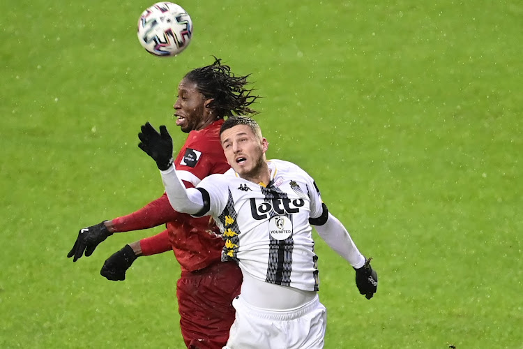 Catastrophe pour le Sporting de Charleroi et Steeven Willems