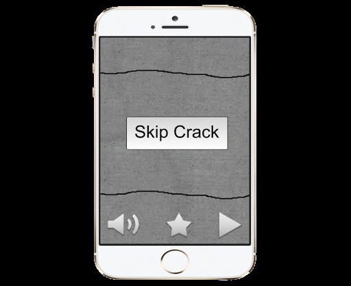 Skip Crack