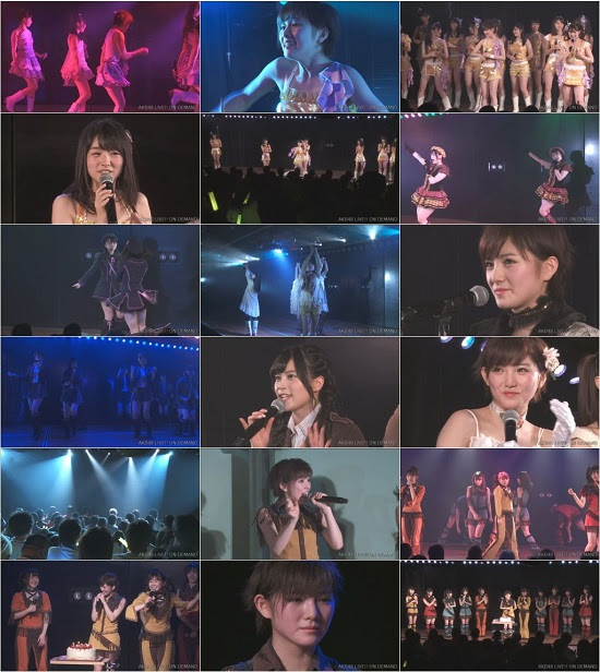 (LIVE)(公演) AKB48 チームK & チーム4 公演 161213 161214
