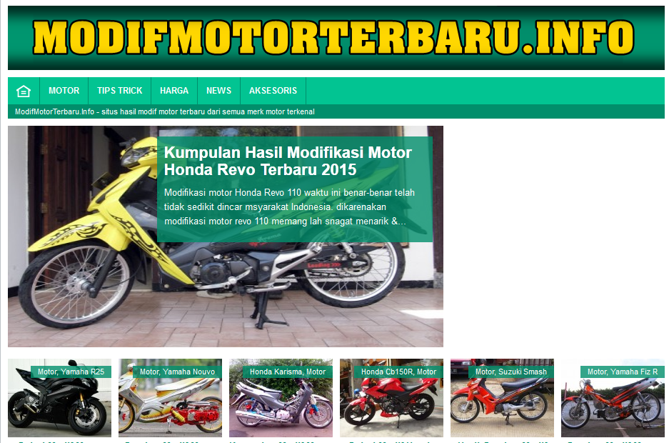 Modifikasi Motor 0 2 Apk Download Com Wmodifikasimotor Apk Free