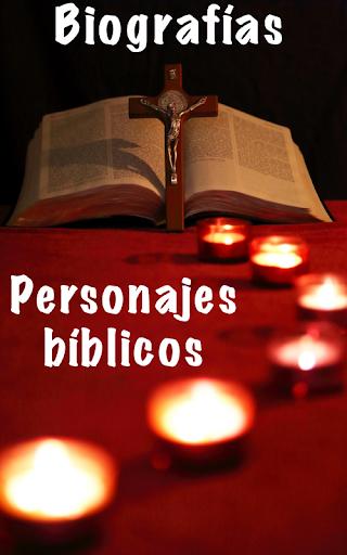 Personajes Bíblicos Biografías