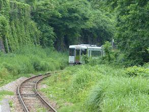 Photo: 電化されていない飯山線。大好きな路線の一つです。