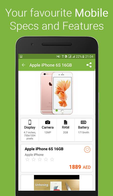 Online shopping mobile in dubai