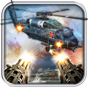 Gunship Helicopter Air Strike for PC and MAC