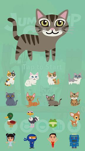 ジャンプジャンプ・キャット 猫ゲーム無料