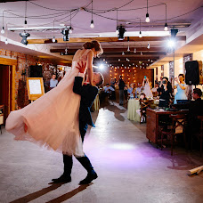 Wedding photographer Andrey Vasiliskov (dron285). Photo of 24.11.2017